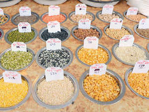 In view of the objections raised by the mill owners and traders, the Madhya Pradesh government today said it will review the imposition of stock limits on pulses.
