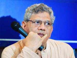 """They are the government. Inciting passions through public speaking is a criminal offence under the Indian Penal Code. Why is no action being taken?"" Yechury asked."