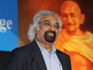 Sam Pitroda today flayed the Narendra Modi government for snatching away all the credit for the digital revolution started by Rajiv Gandhi.