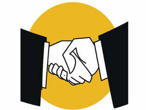 India and Russia today discussed ways to boost their economic ties to achieve the target of $30 billion in bilateral trade in the next 10 years.
