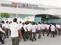 Maruti's aggregate payout towards royalty was  Rs 11,870 crore while the 5-year profit before tax aggregated to  Rs 16,770 crore.