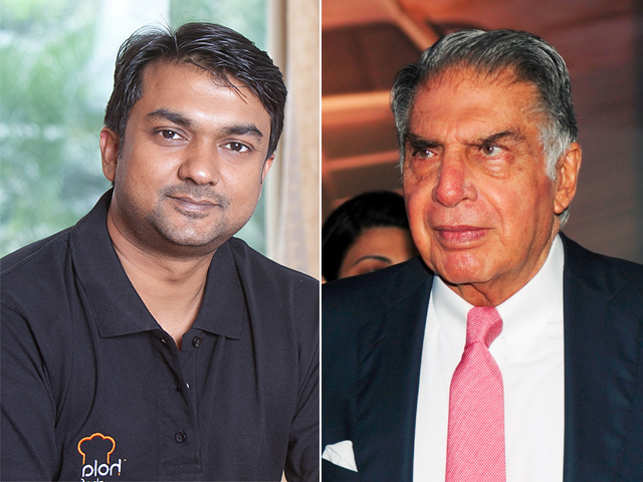 With a person like Ratan Tata, it is more about the small interactions you can have with him, says Saurabh Saxena.