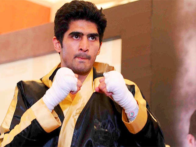 Fresh off a victory in his professional debut, Vijender Singh discusses his lowest points, pre-match abstinence from sex and investmenting in local boxing.