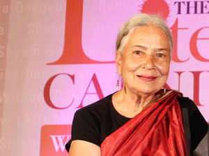 Her comments came after at least 34 writers handed over their Sahitya Akademi awards in the aftermath of the killing M M Kalburgi.
