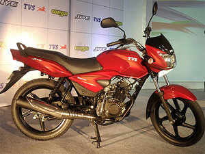 Two-wheeler manufacturer TVS Motor Company has launched the highly popular moped TVS XL 100 in Uttar Pradesh.