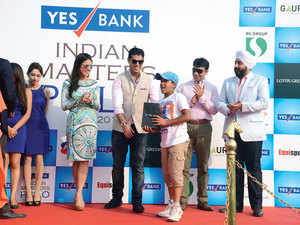 A Yes Bank sponsored event