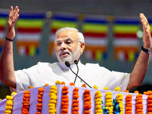 It has not found any violation of model code in Modi's previous episode of the programme in September, they said.
