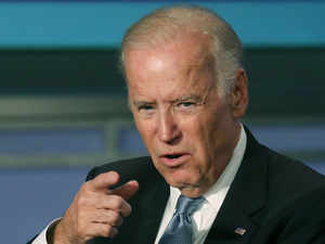 """""""The President and I, and only two others in the administration, knew about Abbottabad as early as August"""" 2010, Biden said."""