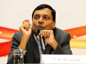 """""""As Wipro Digital gains traction, it will drive greater impact through re-shaping the form and scale of our customer engagement,"""" Wipro CEO TK Kurien told."""