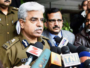 Lashing out at the Delhi Police, AAP spokesperson Deepak Bajpai said the Delhi Police was turning into a gang of professional criminals.