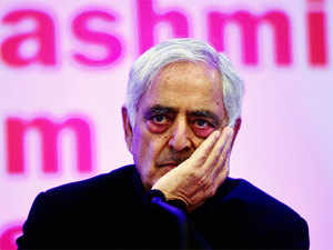 Sayeed said that the coalition government's 'Agenda of Alliance' remains the binding force that will see a new phase of equitable development in the state.