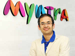 Ananth Narayanan said that Myntra is aiming to achieve $5 billion in gross merchandise sales volume by 2018-2020.