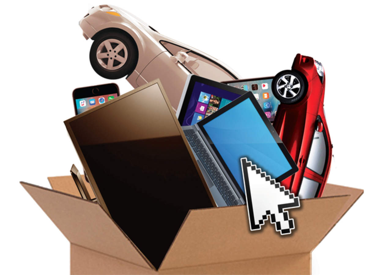 Rise of used goods markets: Why e-commerce companies like