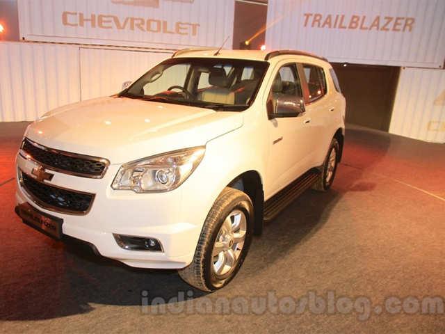 Four cylinder Duramax diesel engine - Chevrolet Trailblazer launched