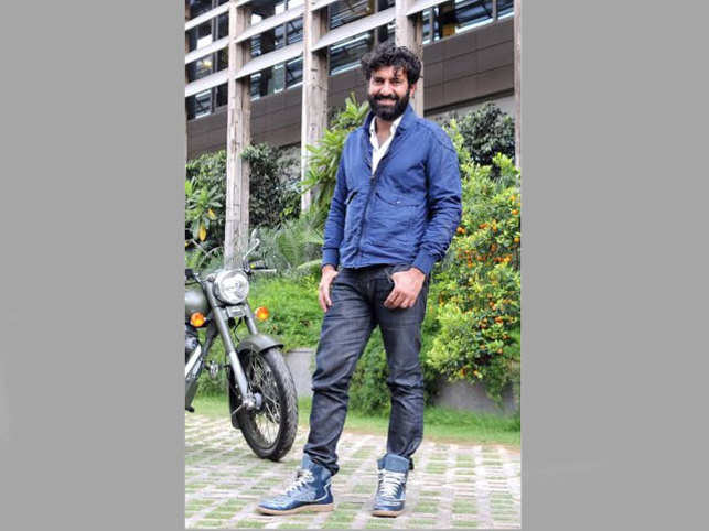 """Siddhartha Lal admittedly likes the """"feeling of an underdog,"""" and that reflects in the choice of teams he supports. (Pic by: Ashwani Nagpal)"""