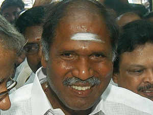 Puduchery CM N Rangasamy today wished his AP CM Chandrababu Naidu success and happiness on the occasion of laying of foundation of the state's new capital Amravati in Guntur district.