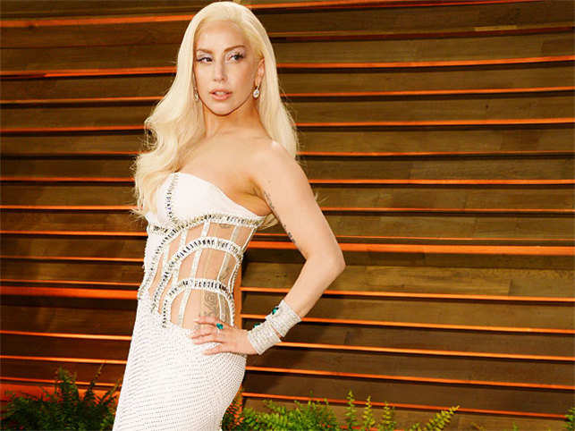 "Pop sensation Lady Gaga was feted at the National Art awards and hailed the honour the ""best thing that's ever happened"" to her."
