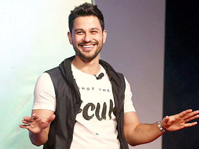 """Kunal Khemu dabbled as a dialogue writer in the 2013 film """"Go Goa Gone"""" and the actor says there is """"work in progress"""" with his next writing venture."""
