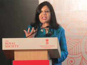 """""""Biocon aims to provide high quality biosimilars to patients across the world, both in emerging and developed markets,""""  Kiran Mazumdar-Shaw  said."""