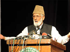 Geelani and members of Shia community made separate attempts to hold protest march despite strict restrictions imposed by the authorities.