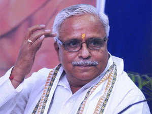 Rashtriya Swayamsevak Sangh has carried out its work not with an eye on elections or politics but for all round betterment of society, RSS general secretary Bhaiyyaji Joshi said.