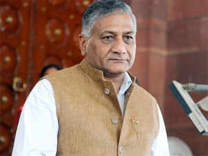 """Most unfortunate statement by Gen Vijay Kumar Singh, Period,"" TMC national spokesperson and party's leader in Rajya Sabha Derek o' Brien said."