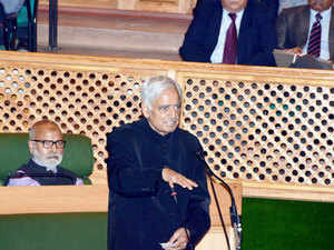 Jammu and Kashmir CM Mufti Mohammad Sayeed has hinted that PM Modi may extend his hand of friendship to Pakistan during his scheduled visit to the state early next month.