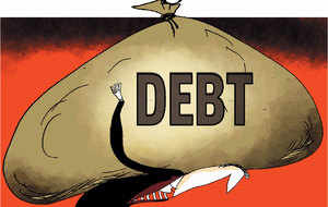 Debt servicing ratios of some of India's most indebted companies have deteriorated further & some of these groups are facing severe stress, finds a Credit Suisse report.