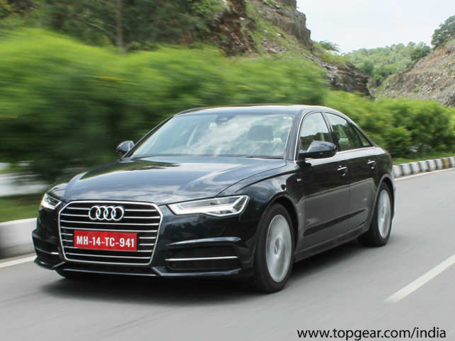 The Audi A6 gets a mid-life face-lift and A8-like features at an attractive price point.