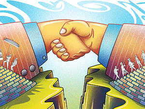 IT services major Tata Consultancy Services (TCS) today said it has partnered Symantec to provide analytics-driven security services.