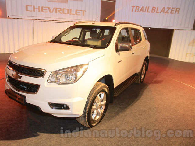 Trailblazer Is The Largest Suv In The Segment Chevrolet
