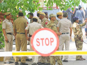 """PUCL here today condemned the alleged police atrocities recently on a family at Berla village of Alwar in Rajasthan and demanded action against """"erring"""" officials."""