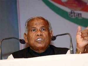 Manjhi today criticised V K Singh's dog remark and urged Prime Minister Narendra Modi to initiate action against him.