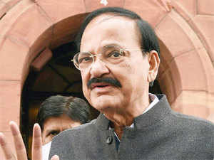 A day after Chief Ministers of Andhra Pradesh and Telangana shared dais setting aside their political differences, Union Minister M Venkaiah Naidu today urged the two leaders to strive to strengthen the fraternal ties between the two states whose destinies are bound together