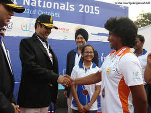 In the Laser (Standard) Upamanyu Dutta, the No 1 ranked sailor from INWTC, Mumbai won the Gold medal. The Silver medal was grabbed by Gitesh.
