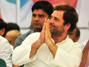 In letters to PCC chiefs on the occasion of Dussehra, the Congress Vice President told them that the day represented the triumph of good over evil.