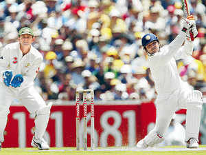 Where others would tire after a quick 40 or 60, Sehwag would go on and on, hitting big, big hundreds, crossing not just 100 but 150 at will it seemed.