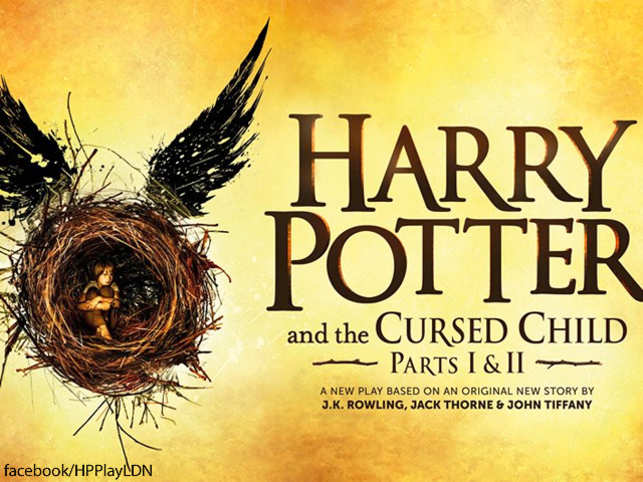 """""""Harry Potter and the Cursed Child"""" will be a sequel to the original series and set 19 years after the end of """"Harry Potter and the Deathly Hallows""""."""
