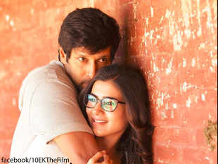 "Smart writing is traded in for exotic locales, larger-than-life characters, over-the-top action choreography and overall blandness in ""10 Endrathukulla""."