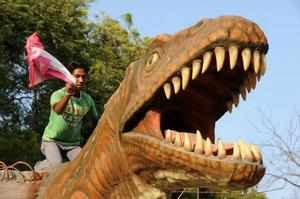 Dinosaurs possessed among the largest and most complex nasal passages seen in animals and their function has puzzled paleontologists.(Representative image)