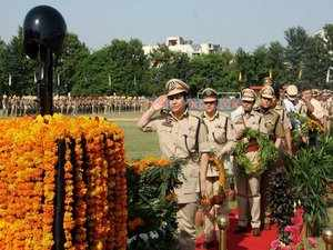 The DGP said the Jammu and Kashmir Police organisation has been making all out efforts to provide promotion avenues to its personnel in all ranks.