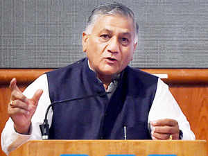 """CPI(M) today demanded Prime Minister Narendra Modi to sack V K Singh contending """"repeated atrocious"""" statements by the Union Minister."""