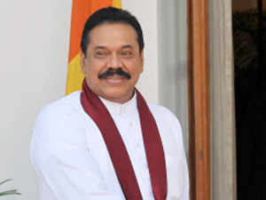 It was under Rajapaksa's tenure that the Sri Lankan forces defeated the Liberation Tigers of Tamil Eelam, the separatist group.