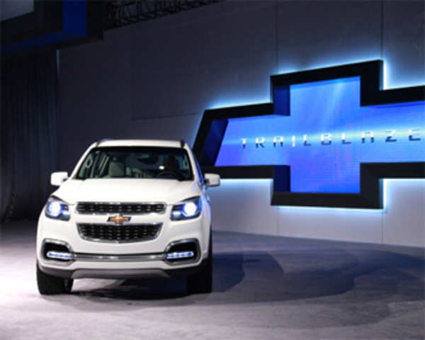 Top Speed Chevrolet Trailblazer Review The Economic Times Video