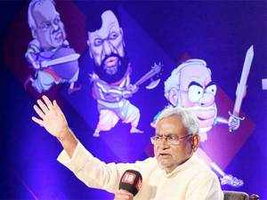 "Nitish accused PM of ""lowering"" the dignity of his post by using words like 'shaitan'(devil) and 'ahankari' (arrogant) for political rivals and questioning their DNA."