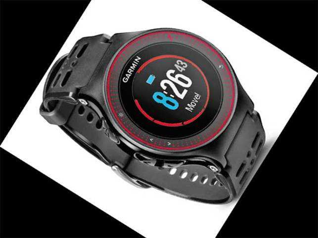 Anyone serious about running needs something on their wrist to help. A handful of companies make something like this and Garmin is one of them.