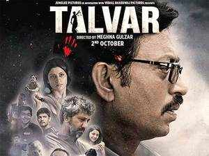 Talvar is honest to its intentions. It is a very uncomfortable film and in that discomfort there is this very uncomfortable humour, says Hansal Mehta, filmmaker.