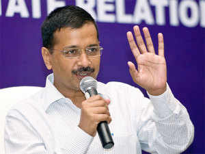 Shiromani Akali Dal today hit out at Delhi Chief Minister Arvind Kejriwal, accusing him of trying to stoke communal passions in Punjab and gain political mileage.