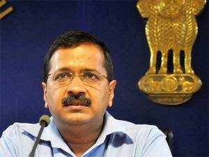 """Kejriwal today blamed """"hoarding"""" and commodity stock market behind skyrocketing retail prices of pulses and questioned the Maharashtra government's move to remove stock limits of pulses earlier this year, which has been recently reimposed."""