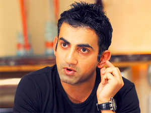 Delhi captain Gautam Gambhir was fined 70 per cent of his match fees while his Bengal counterpart Manoj Tiwary copped a penalty of 40 per cent for their on-field altercation during the third day of the Ranji Trophy match between the two teams.